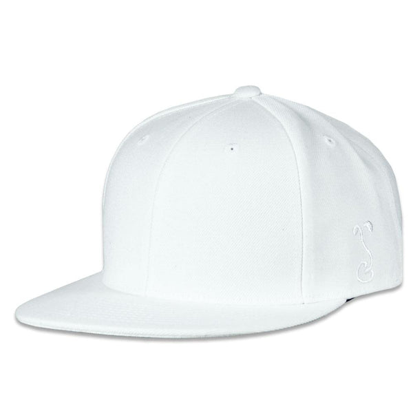 Touch of Class White Pro Fit Snapback