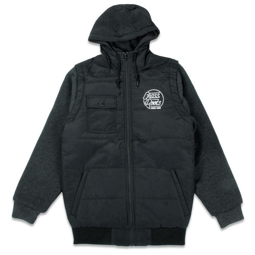 Venice Beach Insulated Vest Hoodie