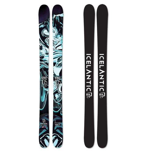 Icelantic x GRC 2017 Liquid Summit Skis