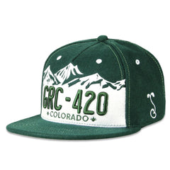 GRC420 Native Plate Snapback