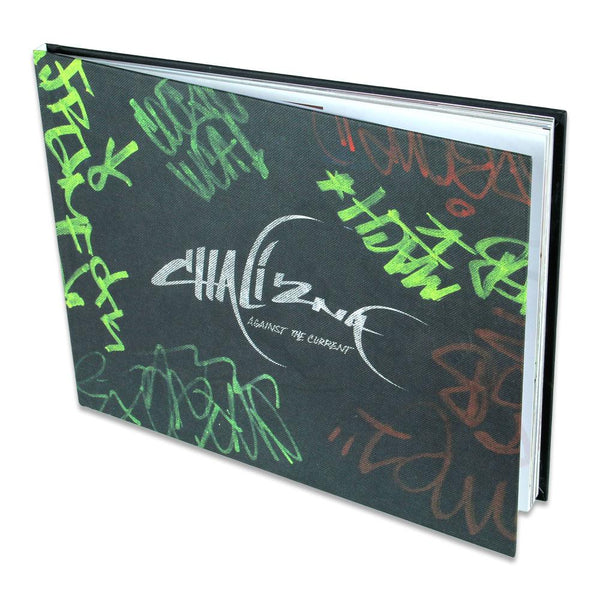 Chali 2na Against The Current Art Book