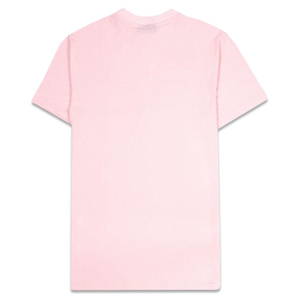 Toucan Tropics Embroidered Pink T Shirt