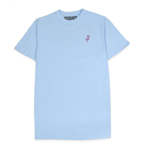 Cali Vice Roots Sky Blue T Shirt