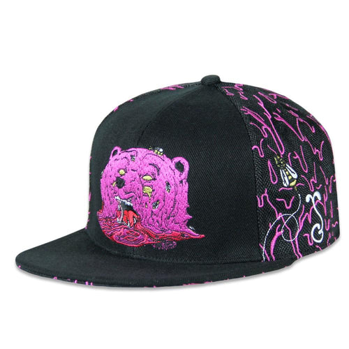 Aaron Brooks Melty Bear Fitted