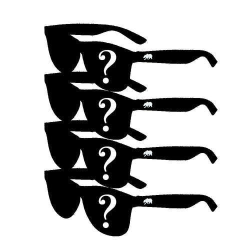 Sunglasses Grab Bag x4