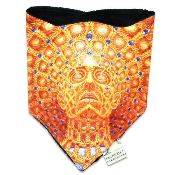 Alex Grey Oversoul Facemask