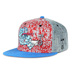 Melty Bros Cubs Gray Hemp Fitted