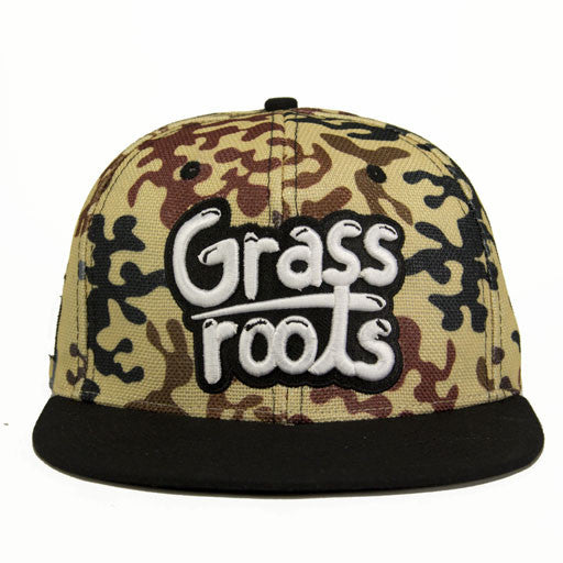 4 Year GRC Anniversary Fitted - Grassroots California