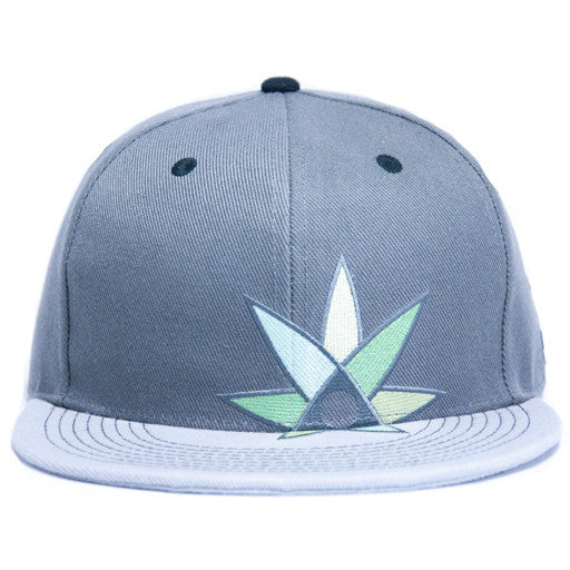 420 Science Gray Fitted - Grassroots California