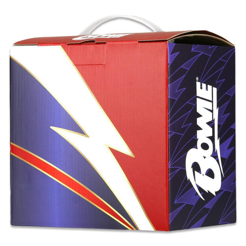 David Bowie Bolt Hat Box