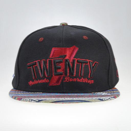 720 Boardshop Stripes Strapback - Grassroots California