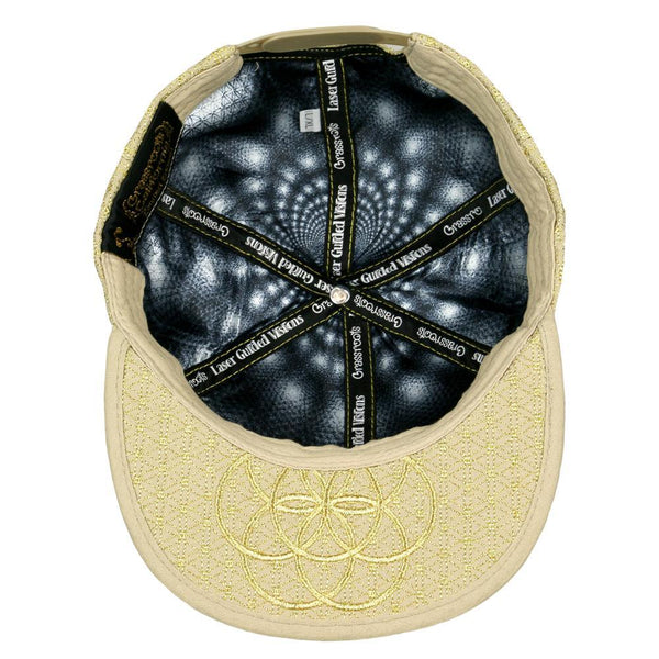 Laser Guided Visions 2020 Gold Snapback Hat