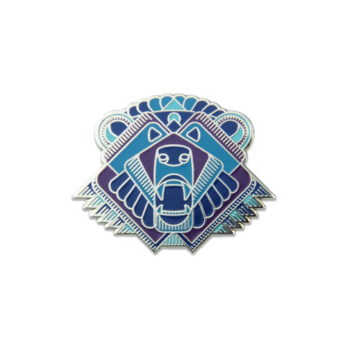 Anniversary Bear Crystal Pin - Grassroots California