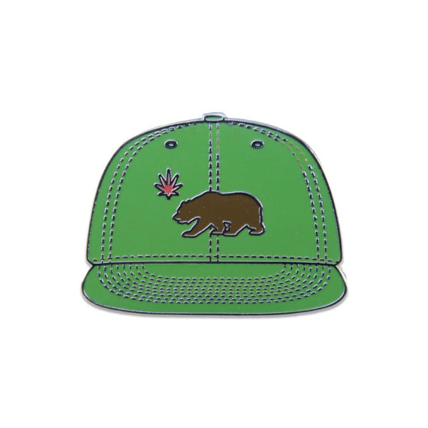 OG Cali Greens Pin - Grassroots California