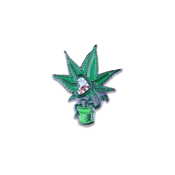 Pipe Plant V2 Pin - Grassroots California