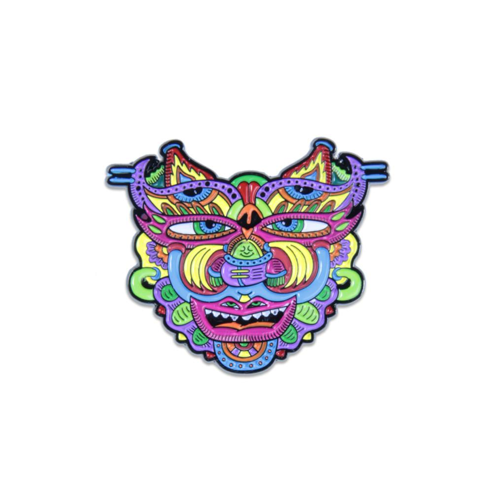 Chris Dyer Warrior Pin