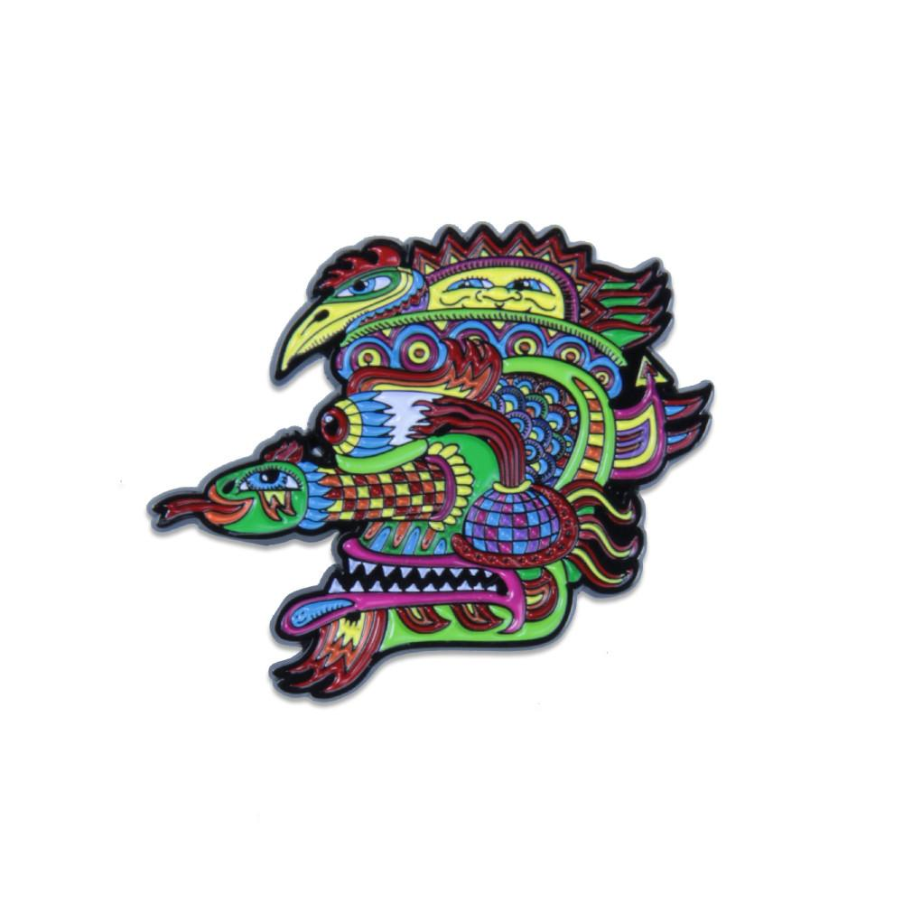 Chris Dyer Snake Pin