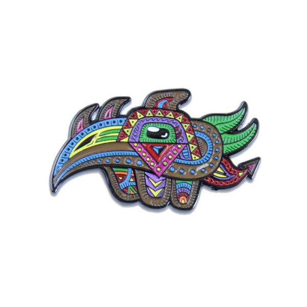 Chris Dyer Bird Pin - Grassroots California - 1