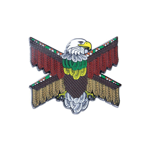 Rothbury Village Eagle Pin - Grassroots California