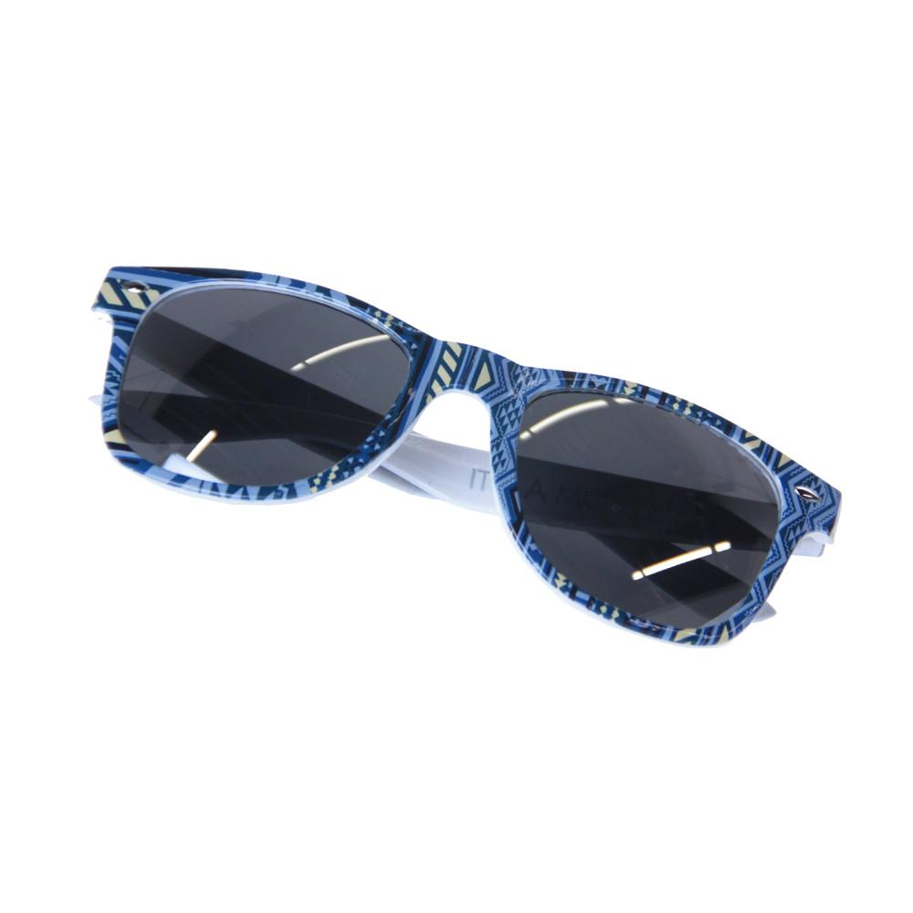 Blue Aztec Sunglasses - Grassroots California - 1