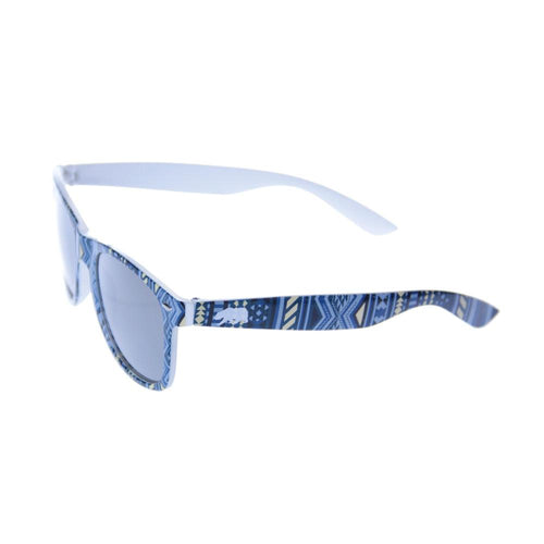 Blue Aztec Sunglasses - Grassroots California - 2