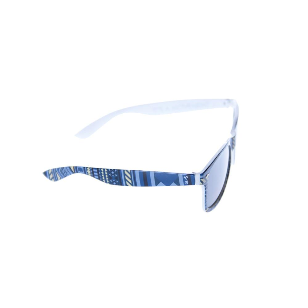 Blue Aztec Sunglasses - Grassroots California - 3