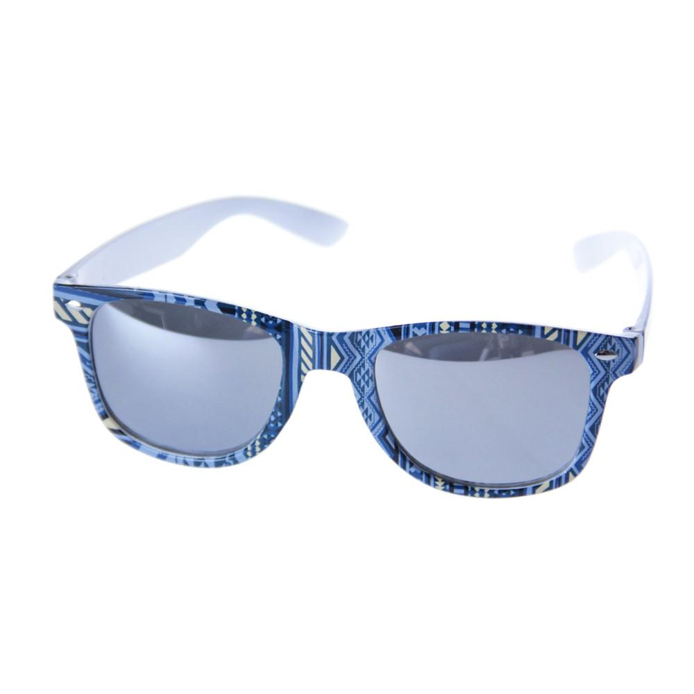 Blue Aztec Sunglasses - Grassroots California - 4