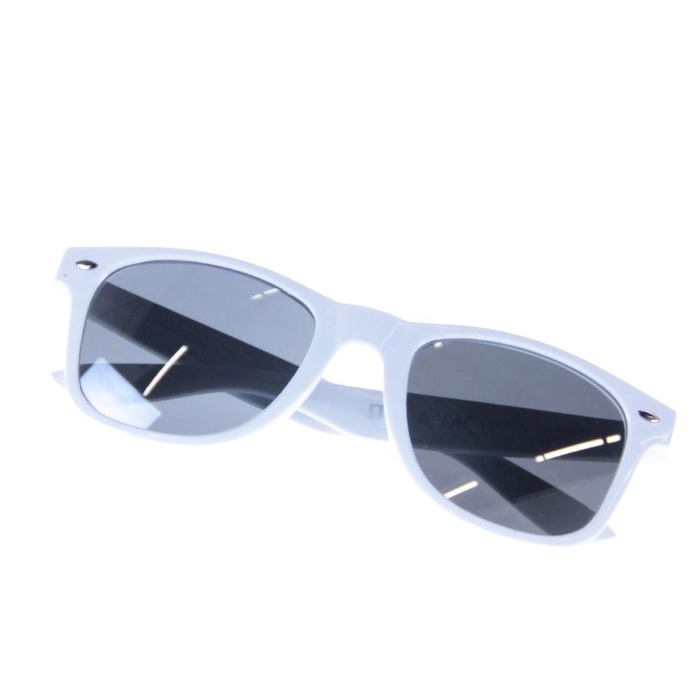 White Classic Sunglasses - Grassroots California - 1