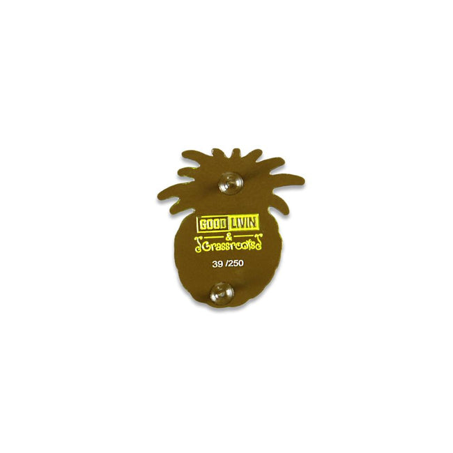 Good Livin Pineapple Color Pin