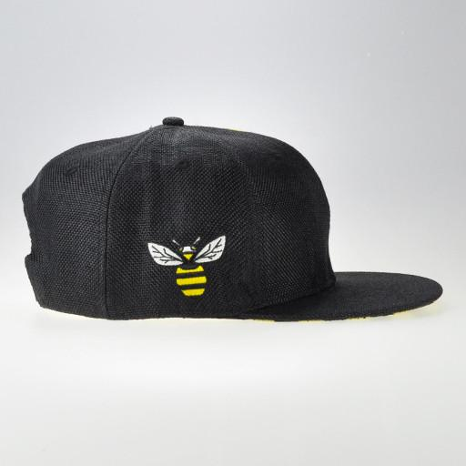 Bee Line V6 Black/Yellow Fitted - Grassroots California - 2