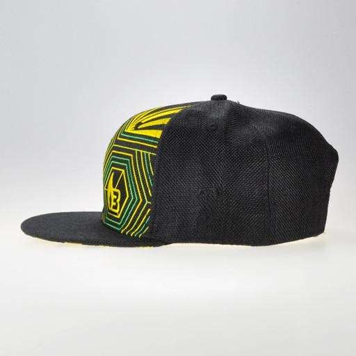Bee Line V6 Black/Yellow Fitted - Grassroots California - 3