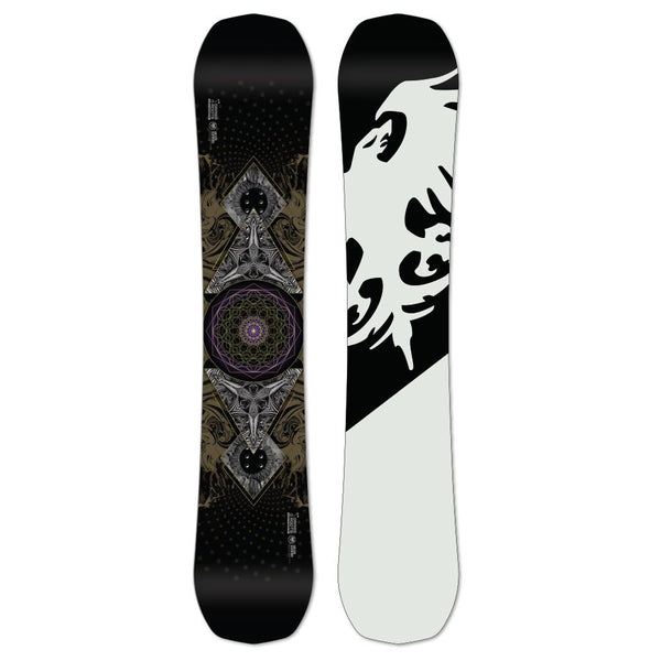 Never Summer x GRC 2017 Smoke & Mirrors Snowboard