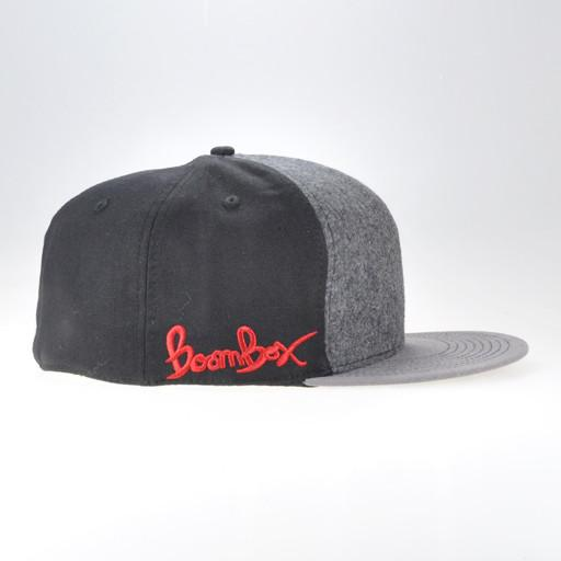 BoomBox 2014 Black and Gray Fitted - Grassroots California - 2