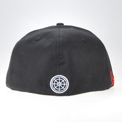 BoomBox 2014 Black and Gray Fitted - Grassroots California - 4