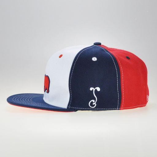 Marc Brownstein Red/White/Blue Fitted - Grassroots California - 3