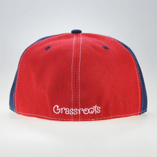 Marc Brownstein Red/White/Blue Fitted - Grassroots California - 4