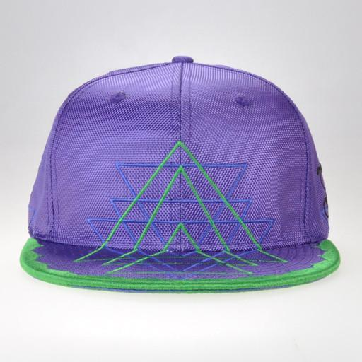 Jason Burruss V2 Ballistic Purple Fitted