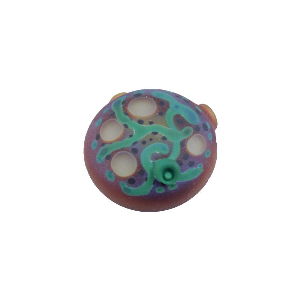Chad G Green Sprout Roots Disk Pendant