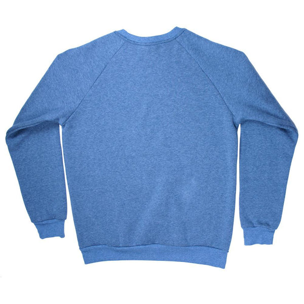 Touch of Class Blue Crew Neck - Grassroots California - 2