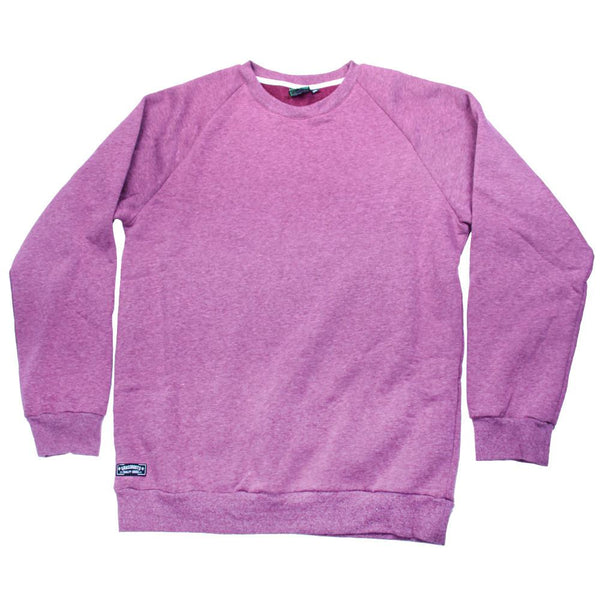 Touch of Class Red Crew Neck - Grassroots California - 1
