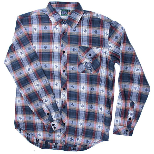 Desert Tan Flannel - Grassroots California - 1