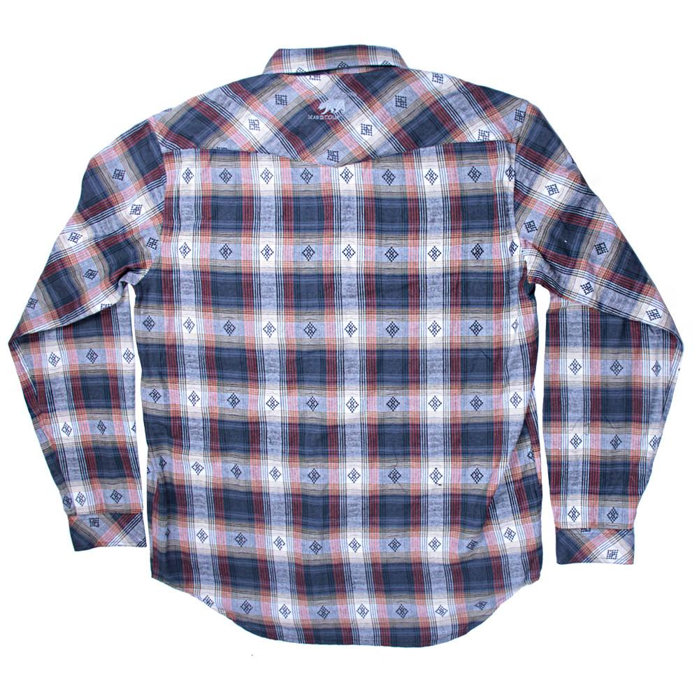 Desert Tan Flannel - Grassroots California - 2