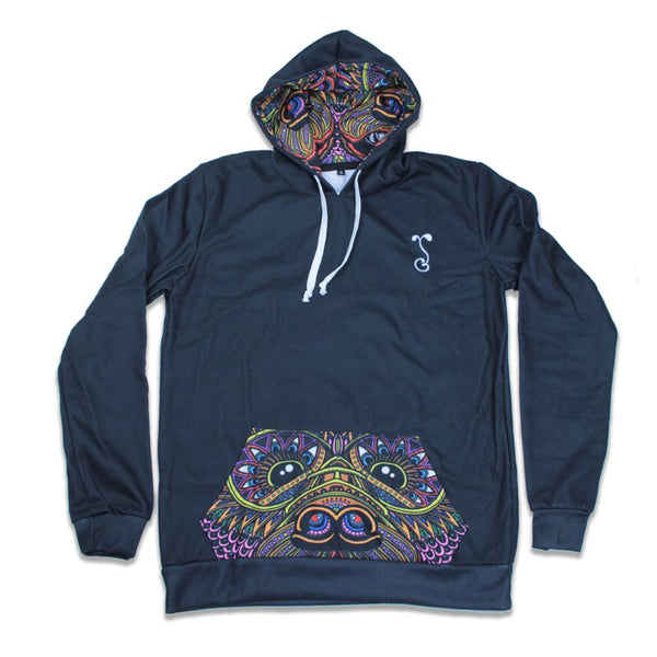 Chris Dyer OG Bear Sprout Pullover Hoodie - Grassroots California - 1