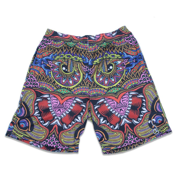 Chris Dyer OG Bear Walking Shorts - Grassroots California - 1