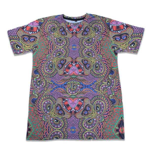 Chris Dyer OG Bear T Shirt - Grassroots California - 1
