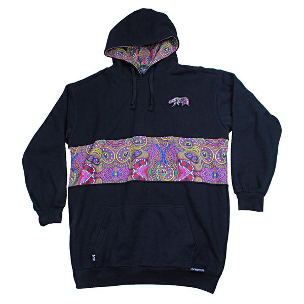 Bear Collection Chris Dyer OG Bear Tall Pullover Hoodie - Grassroots California - 1