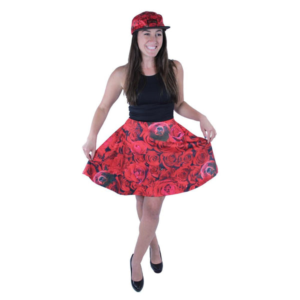 Flamenco Dress - Grassroots California - 1