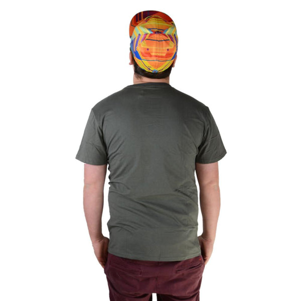 Electric Sunset Pocket T Shirt - Grassroots California - 2