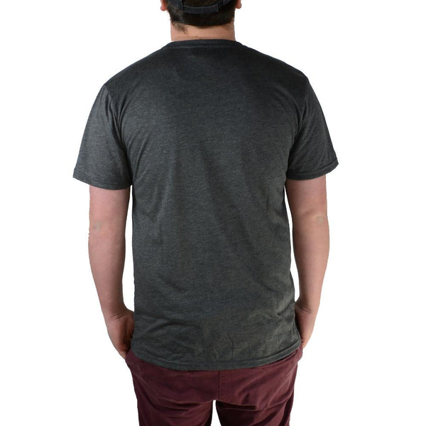 Touch of Class Gray T Shirt - Grassroots California - 2