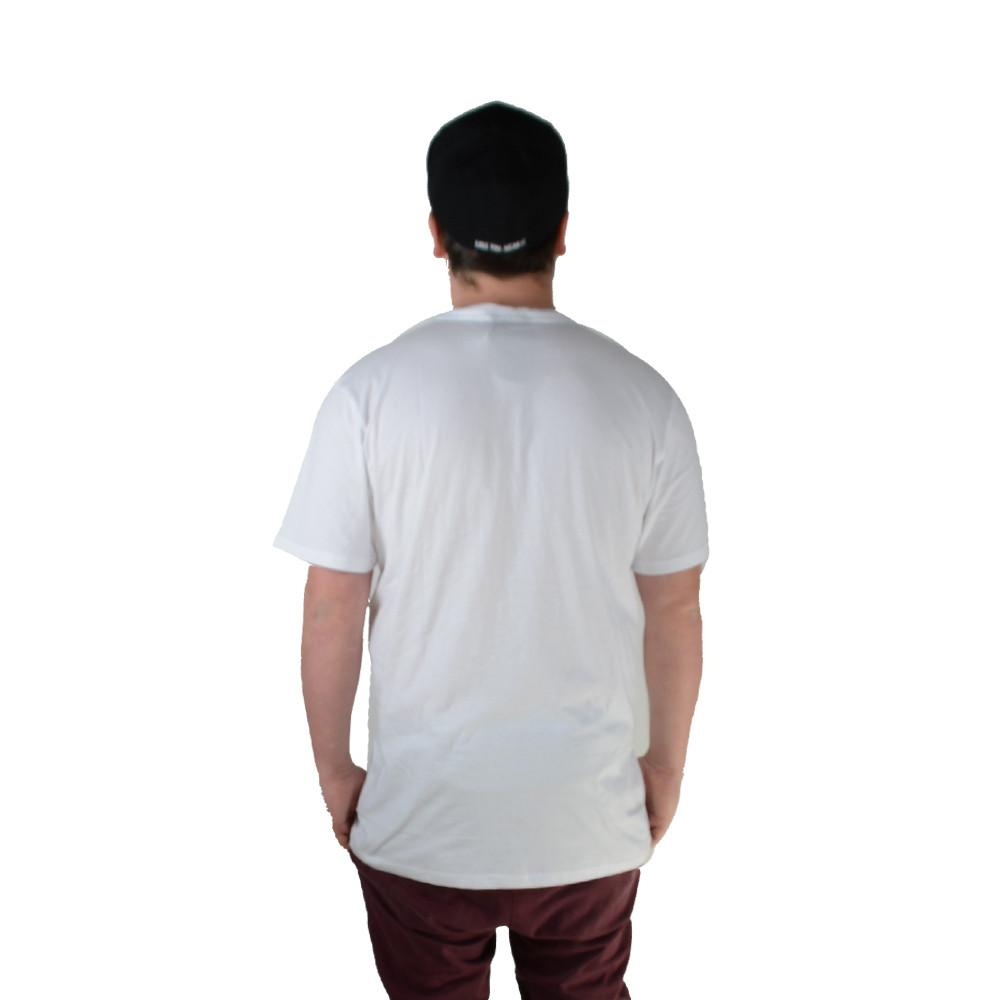 Touch of Class White T Shirt - Grassroots California - 2